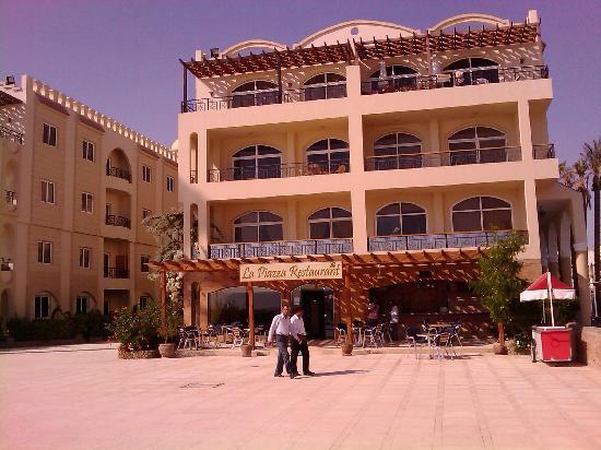 Palm Beach Piazza : The restaurant