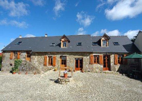 Orne, Prancis: Maison Laudiere