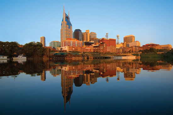 ‪ناشفيل, ‪Tennessee‬: Nashville Skyline‬