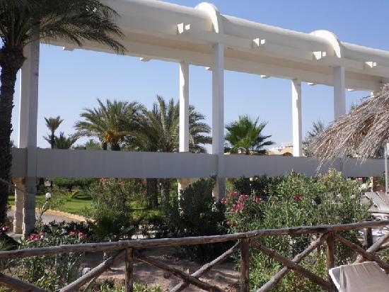 Club Marmara Yasmine : le parc
