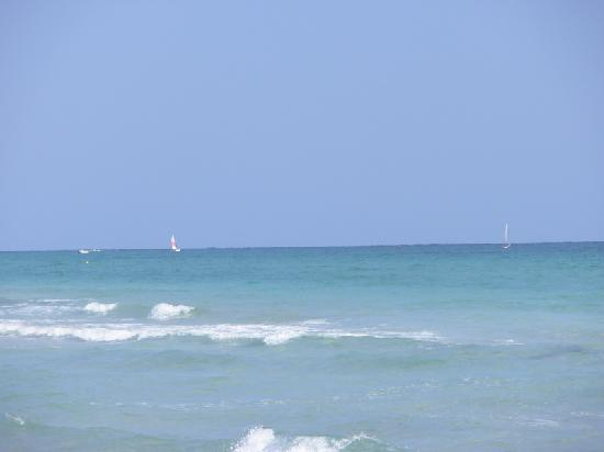 Club Marmara Yasmine: la mer