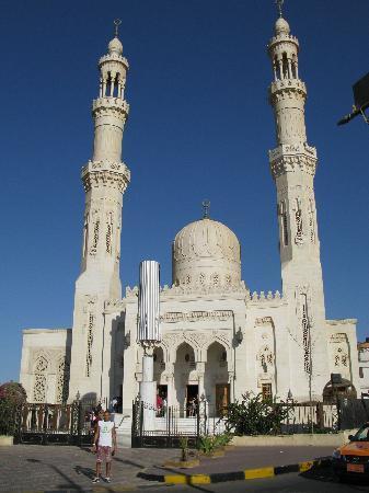 Hurghada, Egypt: Moschea principale