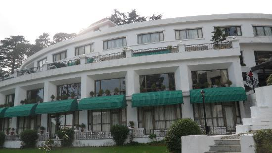 The Manu Maharani Hotel, Nainital: Manu Maharani hotel Nainital