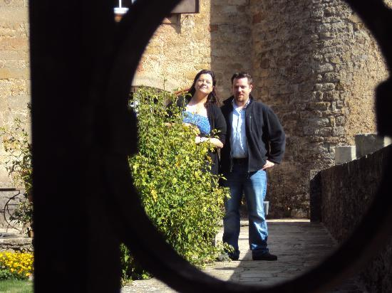 Chateau de Montalegre: Back for our 1st anniversary!!!!