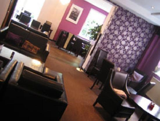 The Rectory Bar and Restaurant Chester: THE LOUNGE