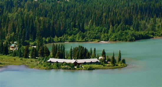 Edgewater Lodge & Restaurant: The Edgewater Peninsula