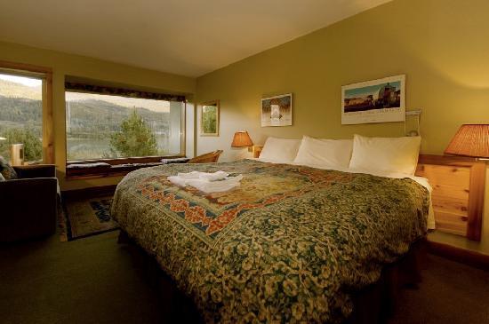 Edgewater Lodge & Restaurant: Bedroom