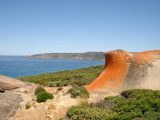 Kangaroo Island, Australië: Landschaft