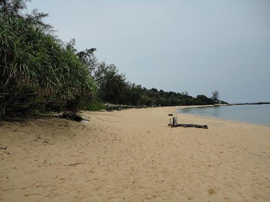 Tanjong Jara Resort: Vast Beach Aea