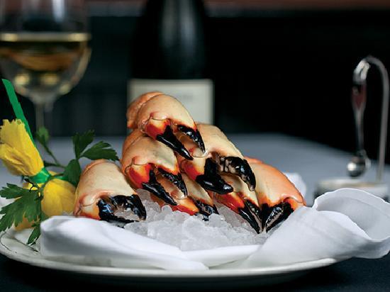 Truluck's Restaurant : Stone Crab