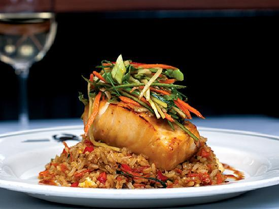 Truluck's Restaurant: Miso Seabass
