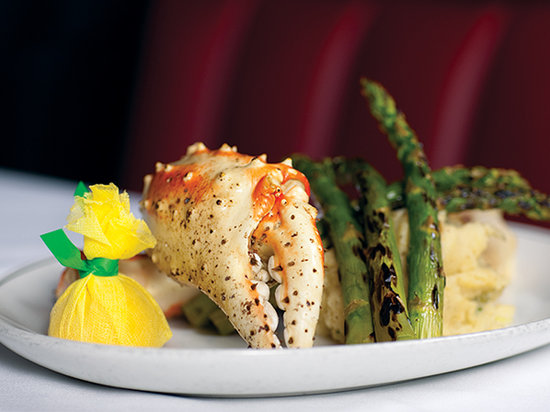 Truluck's Restaurant: King Crab
