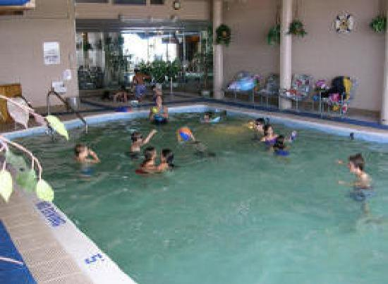 Pinestead Reef Resort: Indoor Pool