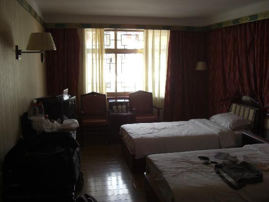 Mandala Hotel: 2. Zimmer