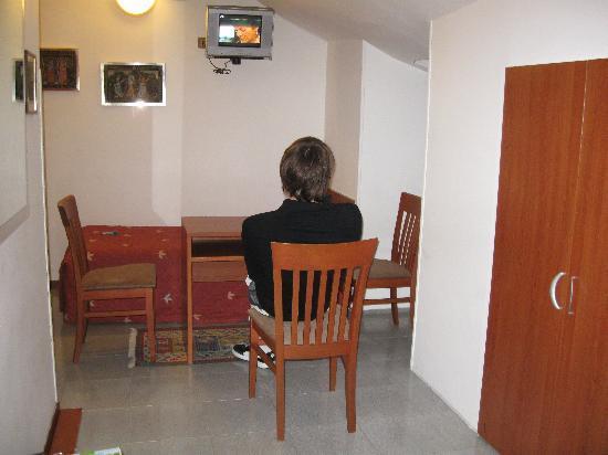 Trentina: la prima stanza