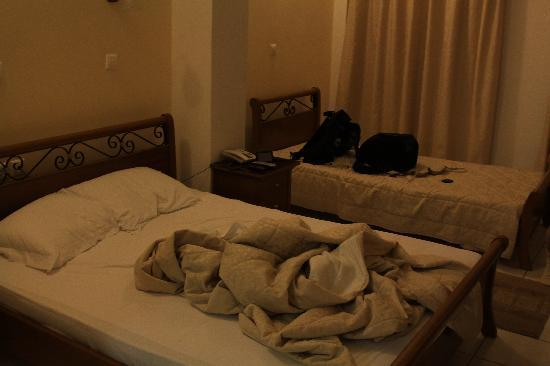 Pitho Rooms: double room