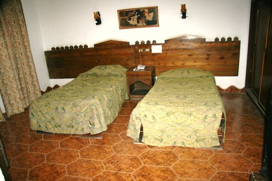 St. Katherine Tourist Village (Wadi Raha Hotel): Our room