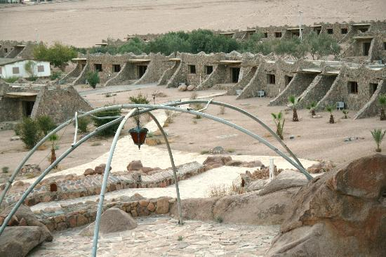St. Katherine Tourist Village (Wadi Raha Hotel): Hotel rooms