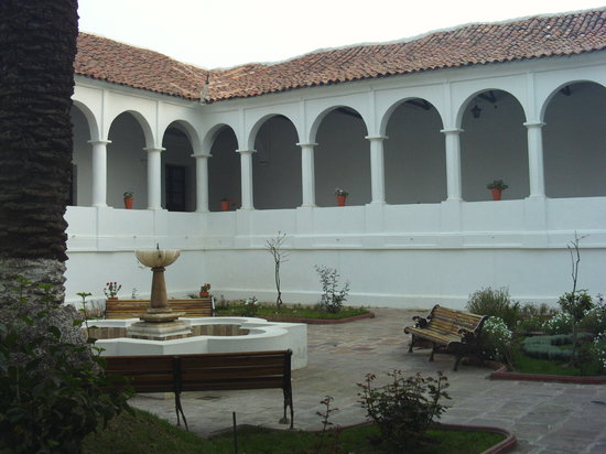 Museo Charcas (University Museum Colonial & Anthropological)