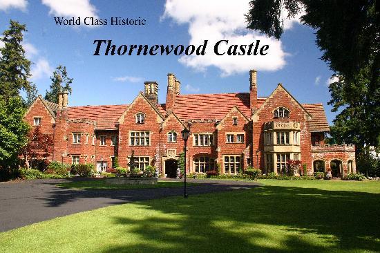 Thornewood Castle Inn and Gardens: Thornewood Castle