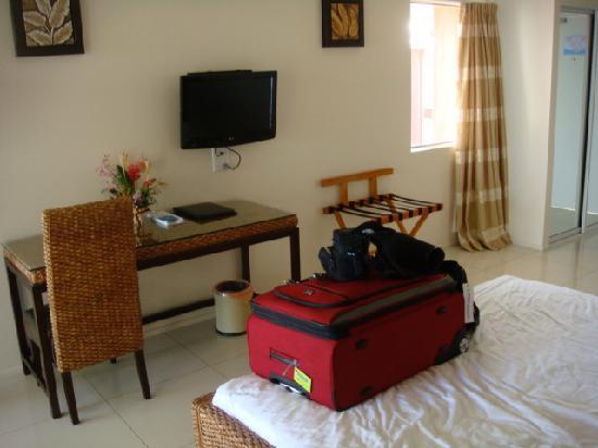 Heritage Park Hotel Honiara: 212 a good room