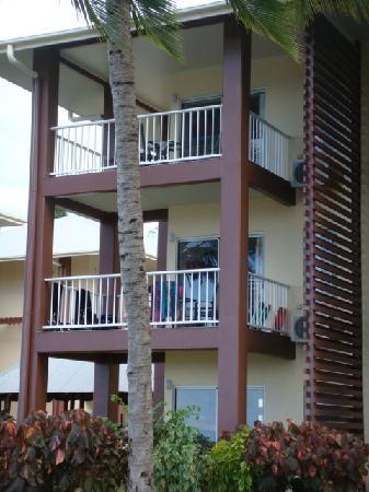Heritage Park Hotel Honiara: top floor & room 212