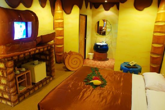 The Adventure Hotel: Bread and Butter Room