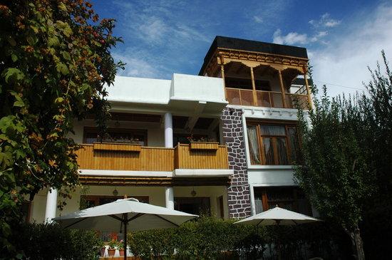 Hotel Pangong: Pangong Hotel