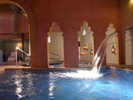 Balneario Spa Alarcos : PIscinas del Spa Alarcos