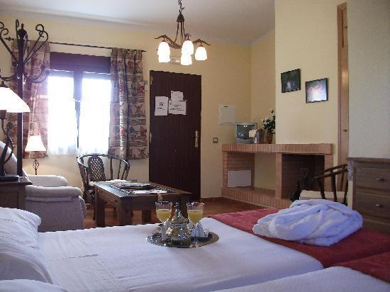 Balneario Spa Alarcos : Habitacion Doble Hotel Spa Alarcos