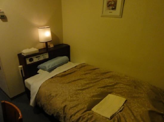 Bandai Silver Hotel: ベッド
