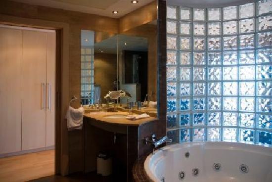 Hotel Samba : Suite Silver- jacuzzi