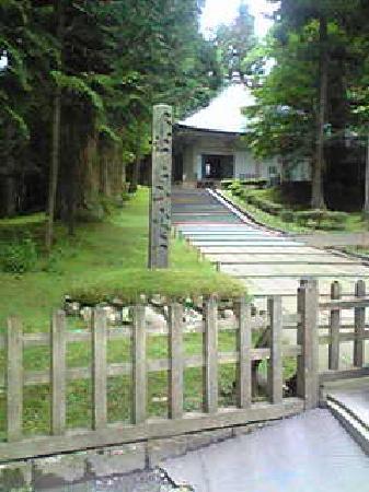 Hiraizumi-cho, اليابان: 金色堂