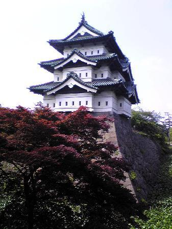 Hirosaki Castle: 城内