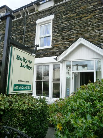 Holly Lodge Guest House : Holly Lodge