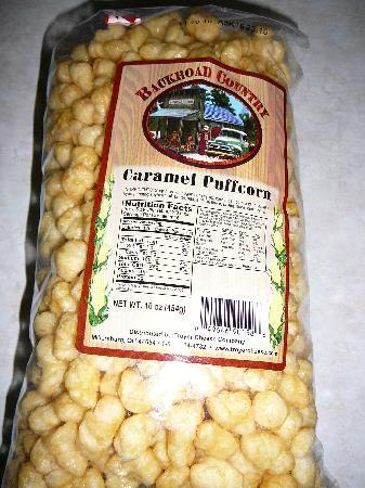 Milburn Orchards: Puffcorn from Milburns 2010