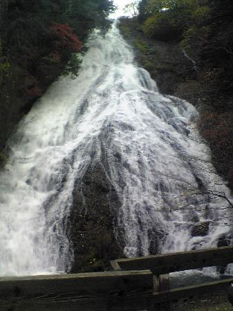 Yutaki Waterfall: 湯滝