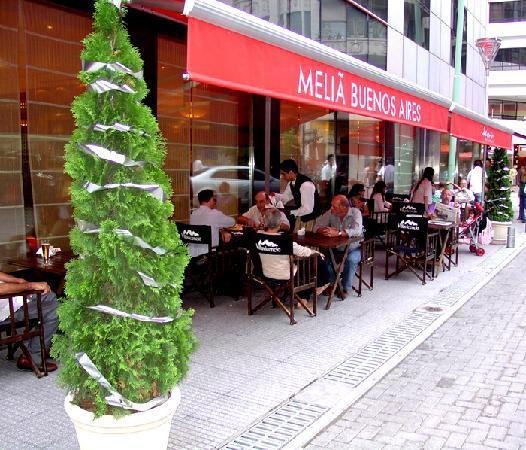Melià Buenos Aires : La Terraza Restaurant