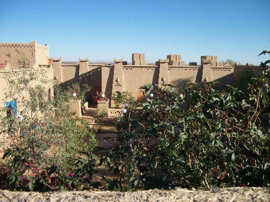 Auberge Dunes D'or: les jardins