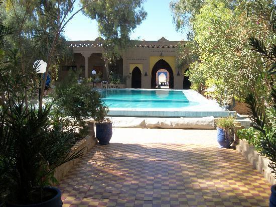 Auberge Dunes D'or: la piscine