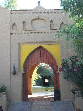 Auberge Dunes D'or: Une porte