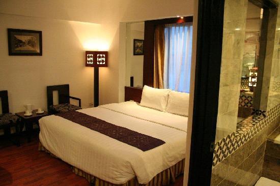 Antique Hotel: chambre