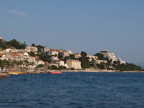 Podgora, Croatia: From the seaside