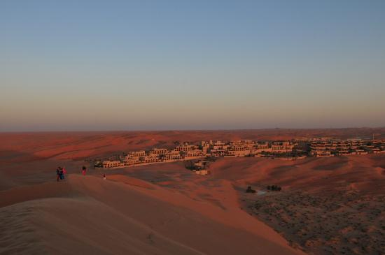 Qasr Al Sarab Desert Resort by Anantara: 5 star heritage oasis in a sea of sand