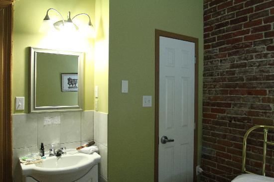 Manoir de la Terrasse : Bedroom