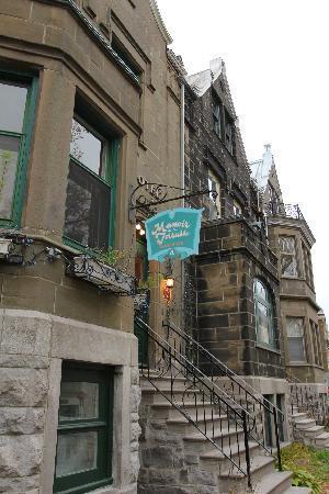 Hotel Manoir de la Terrasse: Hotel