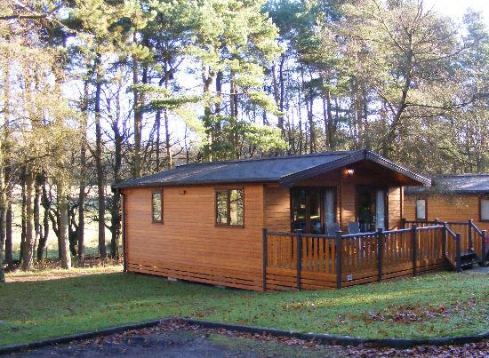 Darwin Forest Country Park: Elvaston Lodge