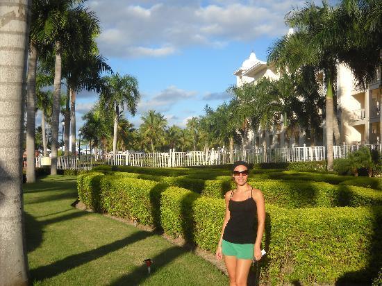 Hotel Riu Palace Punta Cana: mas jardines