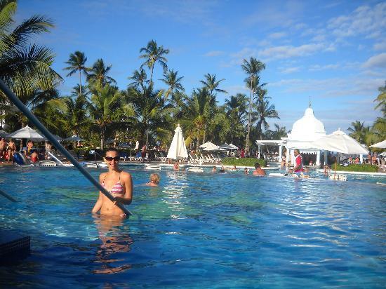 Hotel Riu Palace Punta Cana: Piletas