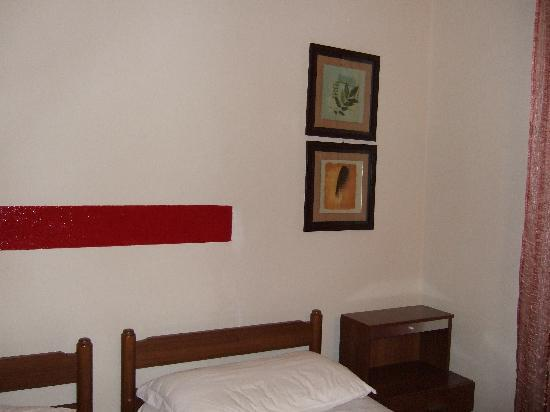 Hotel Arena: Room decor